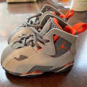 Brand new Baby Jordans Michael Jordon size 4 4C